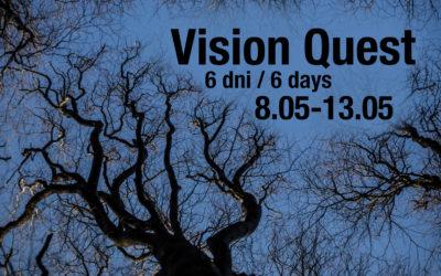 Vision Quest – leśne odosobnienie w poszukiwaniu wizji