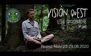 Vision Quest – 23-29.08